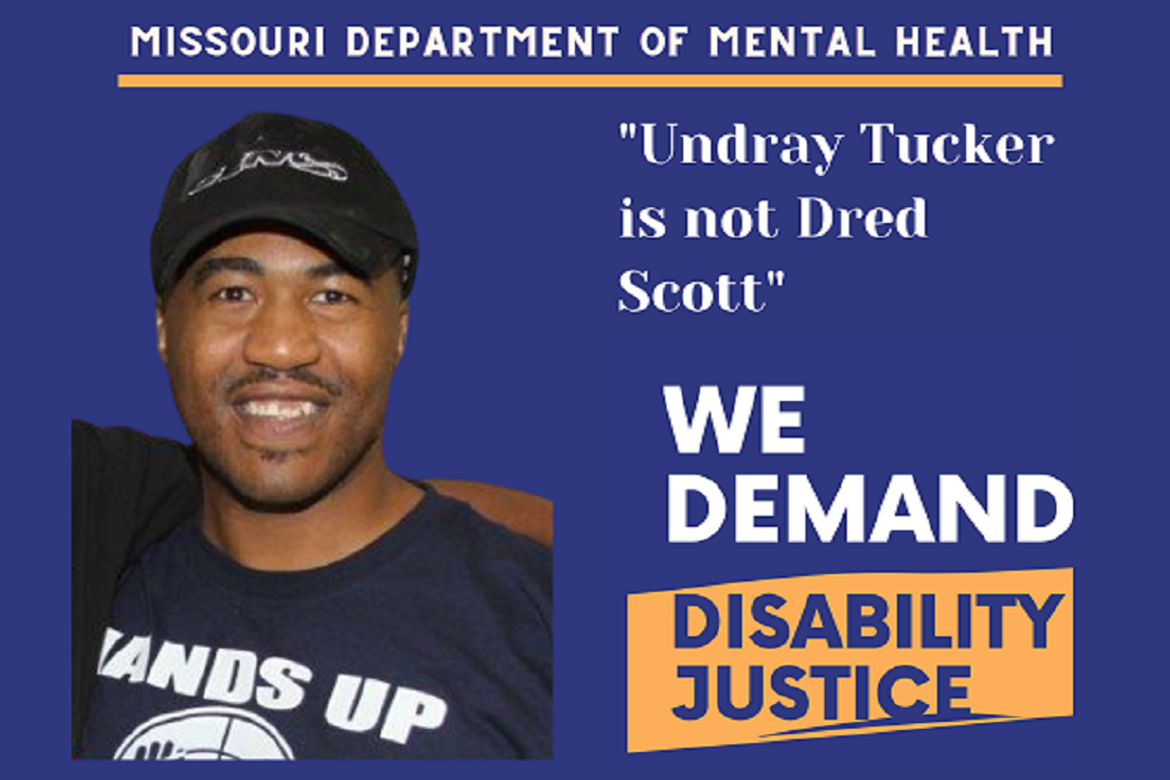Disability Injustice in Missouri Department of Mental Health