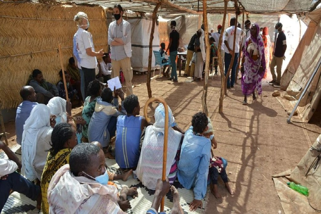 Ethiopian Refugees Overwhelm Camps In Sudan