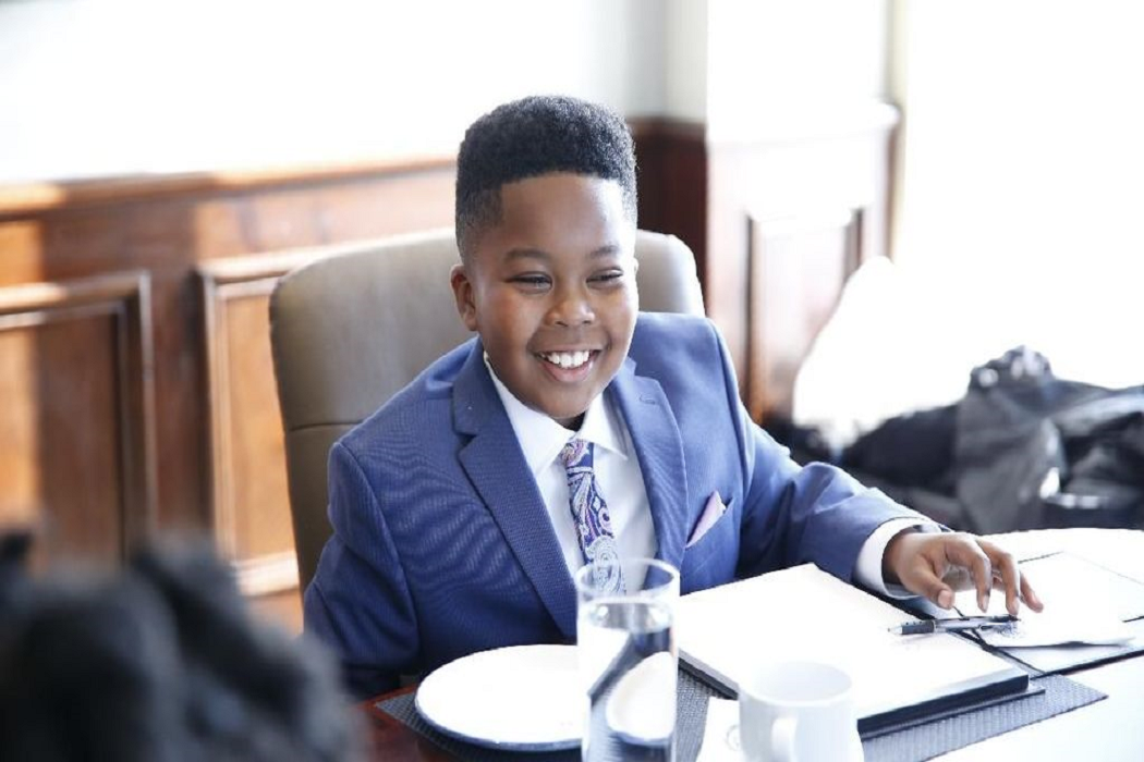10-Year-Old Best-Selling Author Shows Talent Is Ageless